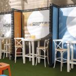 בניית ביתנים לתערוכות